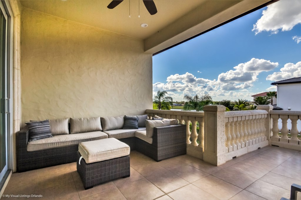 Luxurious 7 bedroom vacation home in reunion resort - 7 bedroom vacation rentals in orlando ...